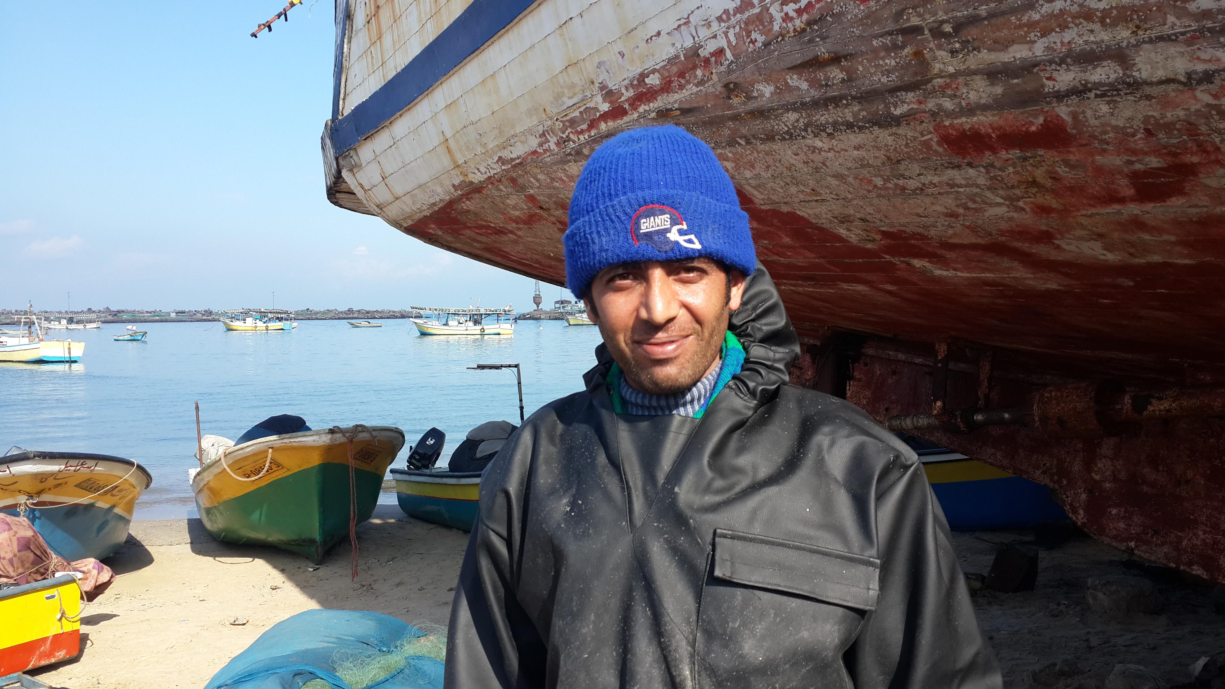 الصياد محمد الأخشم