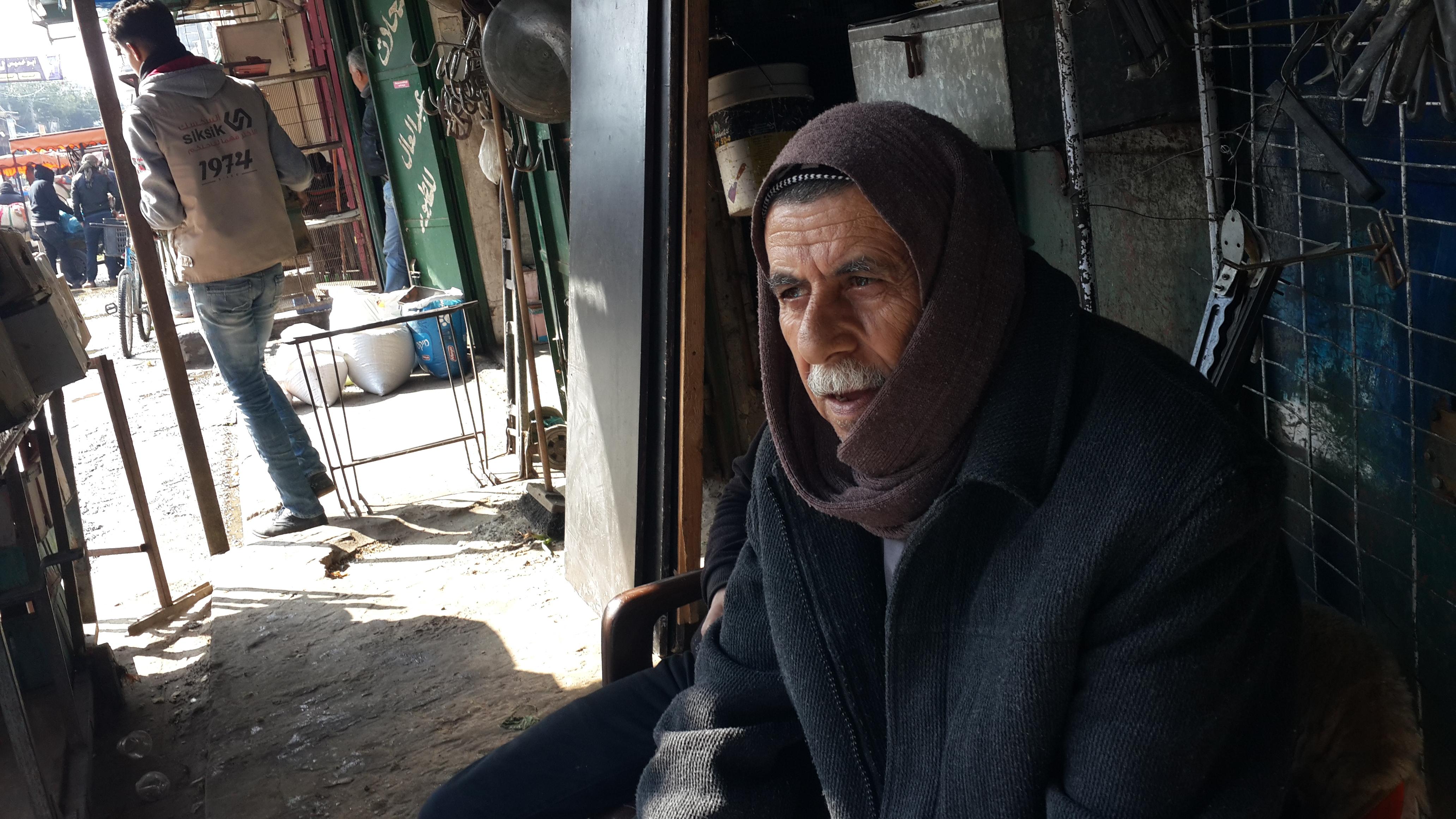 مُعمّر مواقد الكيروسين محمد الطباطيبي