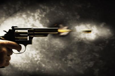 مجهولون يطلقون النار على مركز شرطة الرام
