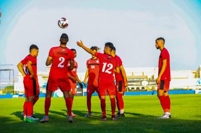 تصفيات كأس آسيا 2020: فلسطين إلى جانب الأردن وتركمنستان