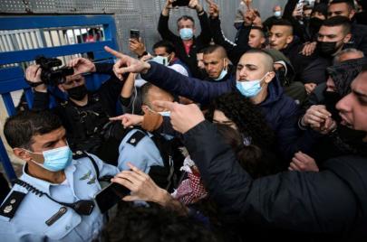 فيديو | نشطاء بالداخل يُعرُّون القمع والعنصرية الإسرائيلية