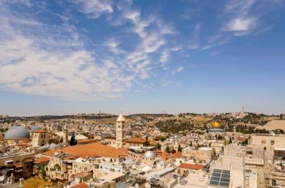 حديقة إسرائيلية على أسطح أسواق القدس: تهويد واقتصاد