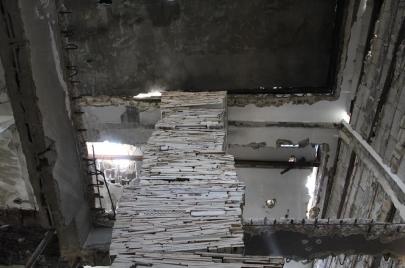 بالصور: غزة.. هل يزيل الفن آثار العدوان؟