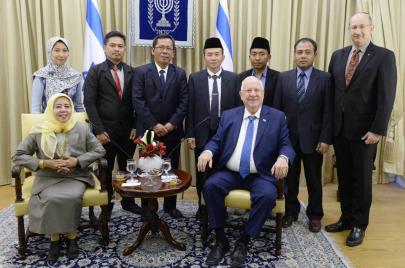 اندونيسيا وإسرائيل: لعب تحت الطاولة