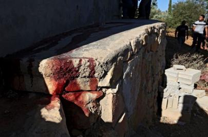 جيش الاحتلال يعلن العثور على متفجرات في بدو