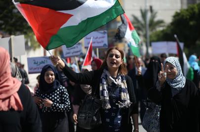 نساء من غزة: نستطيع