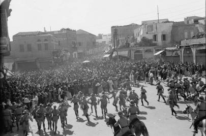 ثورة البراق.. حين قال الفلسطينيّ كلمته