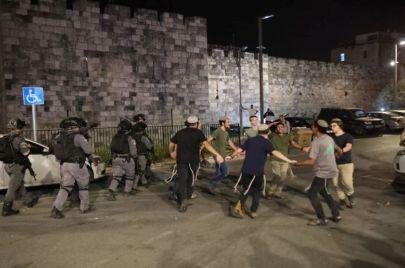 ترتيبات لمظاهرة مسلحة انتقامية من الفلسطينيين في القدس الخميس