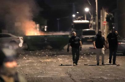 شبهات بوقوف إرهابيين يهود خلف قتل مستوطن في اللد