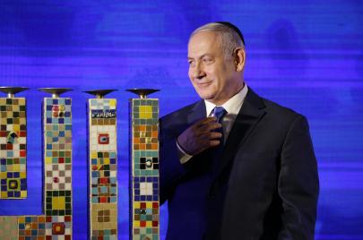 مؤتمر يجمع نتنياهو ووزراء خارجيّة 6 دول عربية