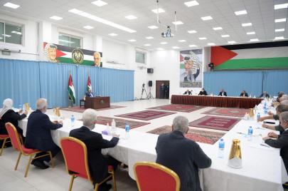 عباس ومركزية فتح: لا انتخابات دون القدس