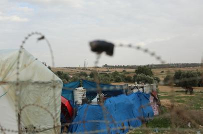 عائلات على خط النار في غزة..