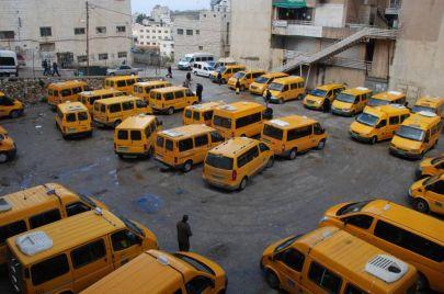 شركات الحافلات تحتج على زيادة عدد الركاب في مركبات العمومي