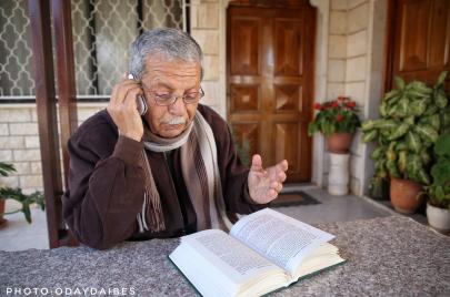 كمال عبد الفتاح: جبل من جنين يوازي كرمل حيفا (3)