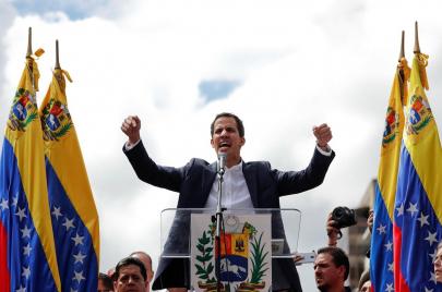 جوايدو: سأصحح علاقات فنزويلا مع إسرائيل