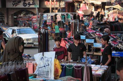 صور | قطاع غزة قبل العيد..