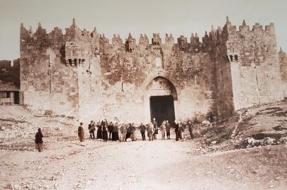 11 صورة من فلسطين بعدسة رحّالة فرنسي