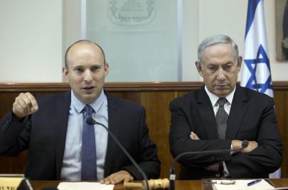 نتنياهو يقترح بينيت وزيرًا للجيش
