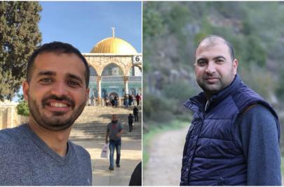 الاحتلال يعتقل الصحفيين عتيق وقاسم