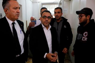 اعتقال محافظ القدس وأمين سر حركة فتح