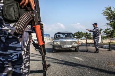 سلاح عسكري في شجار خانيونس.. وهدوء نسبي