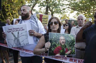 إغلاق ملف التحقيق في تعذيب الأسير سامر العربيد