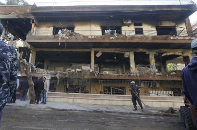 غارات إسرائيلية على سورية تودي بحياة رجل وزوجته