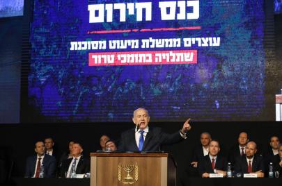 نتنياهو يهاجم غانتس: تتفاوضون مع من يسعون لإبادتنا