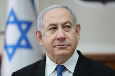 نتنياهو يتعهد بحسم عسكري مع غزة وضم الغور