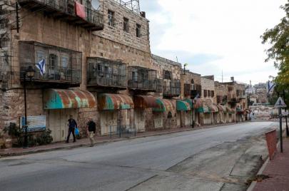 حركة فتح في الخليل تعلن إضرابًا شاملاً يوم الإثنين