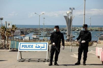 7 إصابات جديدة بفيروس كورونا في غزة
