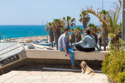 نتنياهو: سنبدأ العودة للحياة بعد عيد الفصح