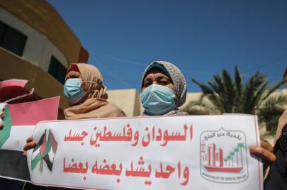 رويترز: السودان يقاوم ربط رفع العقوبات عنه بالتطبيع مع