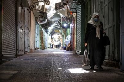 170 إصابة بكورونا في القدس