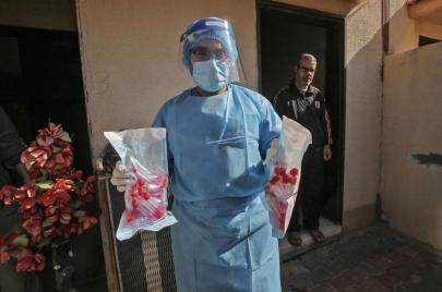11 وفاة بكورونا و533 إصابة جديدة