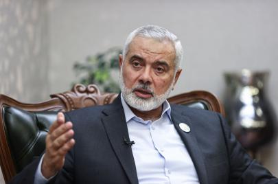 وفد حماس يلتقي وزير خارجية قطر لـ
