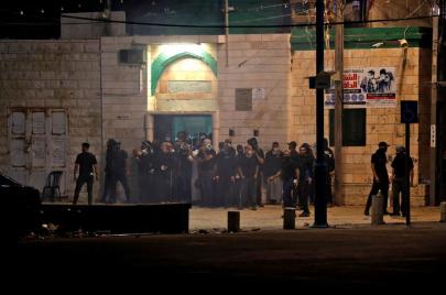 تقرير إسرائيلي عن بطانية الشاباك لإخماد تظاهرات الداخل الفلسطيني