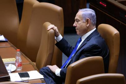 صور   نتنياهو: سأحارب لأسقط الحكومة وأعود لقيادتها