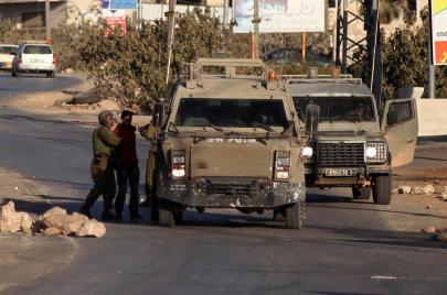 الإثنين: الاحتلال يعتقل 11 فلسطينيًا من الضفة