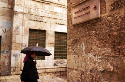 شوارع القدس بأسماء