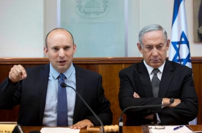 بينيت وزيرًا لجيش الاحتلال.. نتنياهو: لا داعي لانتخابات جديدة