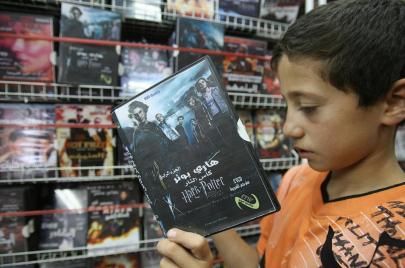 السينما حلم يراود غزة