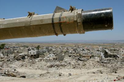 الاجتياح: أطياف بيروت على مسرح غزة أريحا أولًا