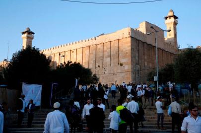 اتصالات لتنفيذ أعمال ترميم في المسجد الإبراهيمي