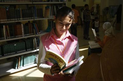المكتبات العامة في رام الله.. محتوى شحيح وحلقة وصل غائبة