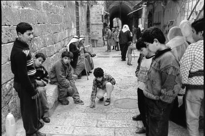ما هي ألعاب الفلسطينيين قبل النكبة؟