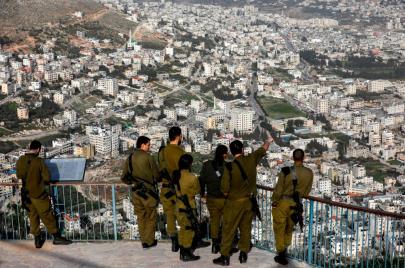 الضفة الغربية بين الاحتلال والضم