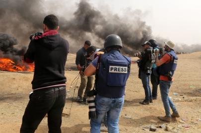 مؤشر حرية الصحافة.. ماذا عن فلسطين؟