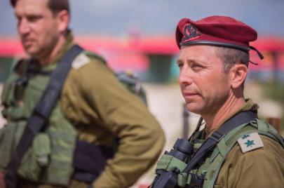 مستوطن يقود كتيبة في جيش الاحتلال بالضفة