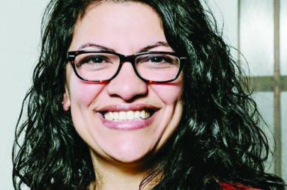 أول مسلمة من أصول فلسطينية في الكونغرس الأمريكي